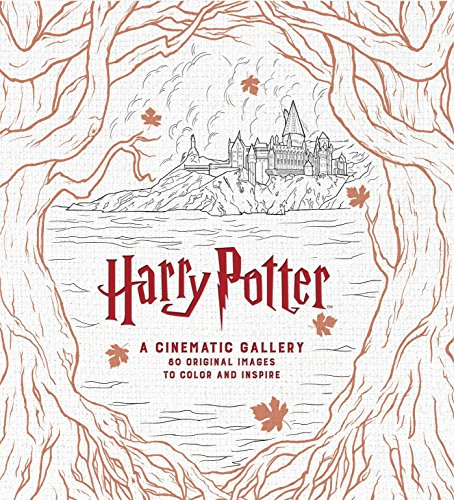 Harry Potter: Color the Films: 80 Original Images to Color and Inspire