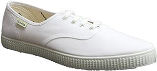 Sneakers di Tela Muro Bianco
