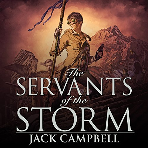 The Servants of the Storm cover art