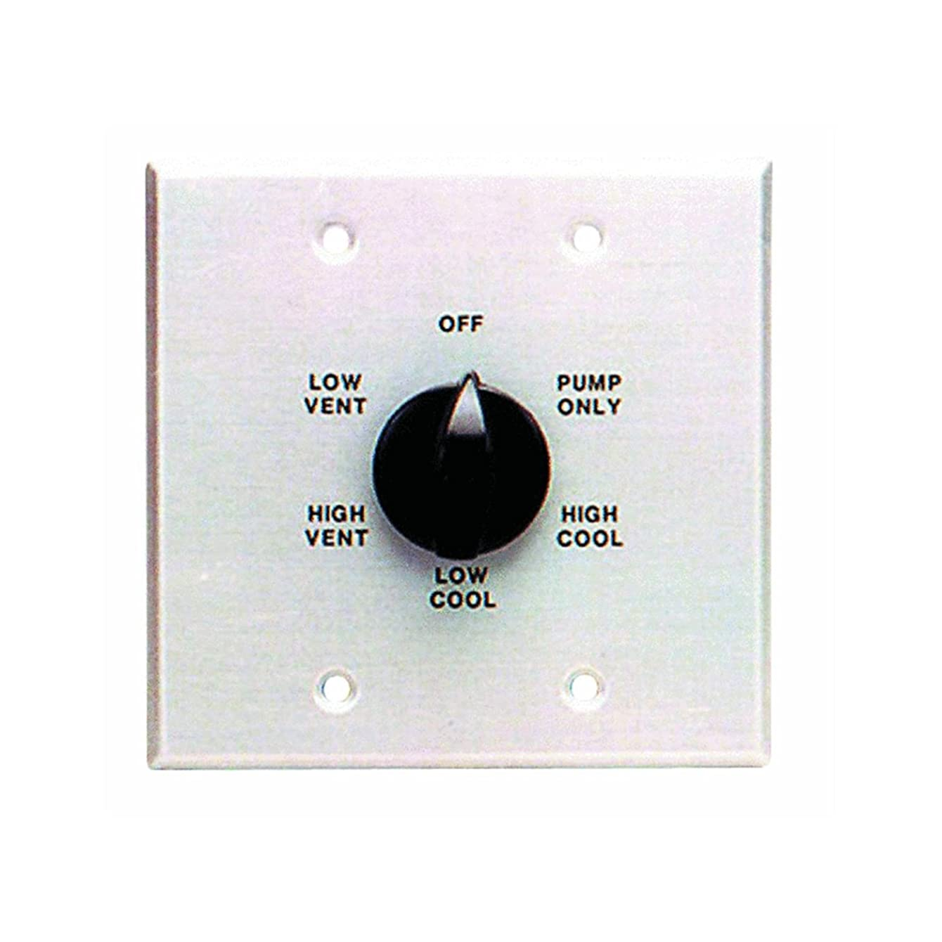 Dial Wall Switch 115 V