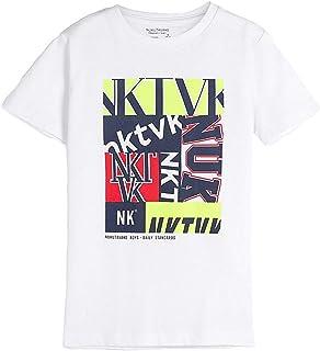 Mayoral, Camiseta para niño - 0840, Blanco