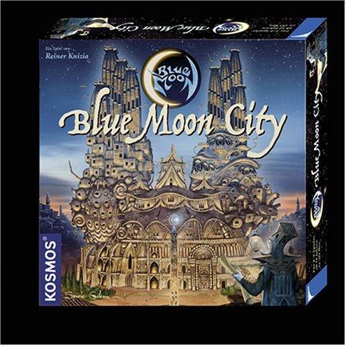 Kosmos - Blue Moon City