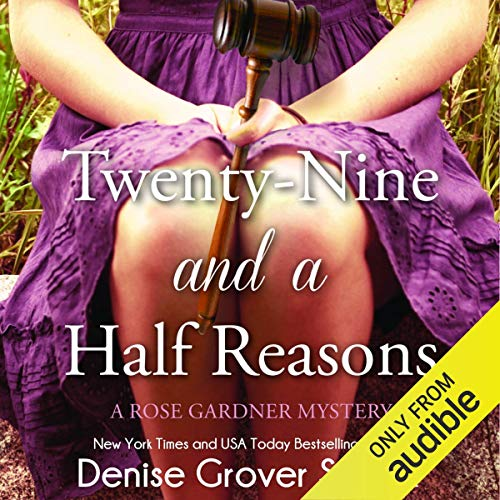 Twenty-Nine and a Half Reasons Audiobook By Denise Grover Swank cover art