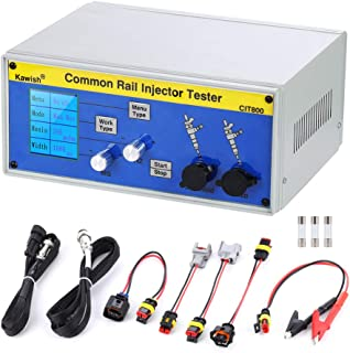 KAWISH Diesel Common Rail Injector Tester Diesel Piezo Injector Tester electromagnetic Injector Driver Tester