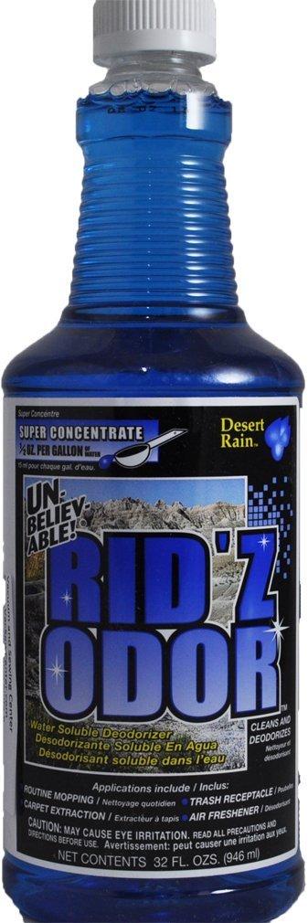 Unbelievable Rid'z 購買 Odor Super Concentrate oz. 32 Desert C Rain 国産品
