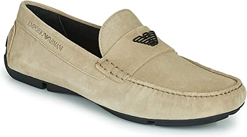 Emporio armani  mocassini & scarpe da barca uomo X4b124-xf188