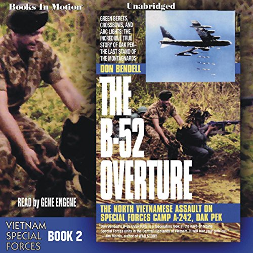 The B-52 Overture audiobook cover art