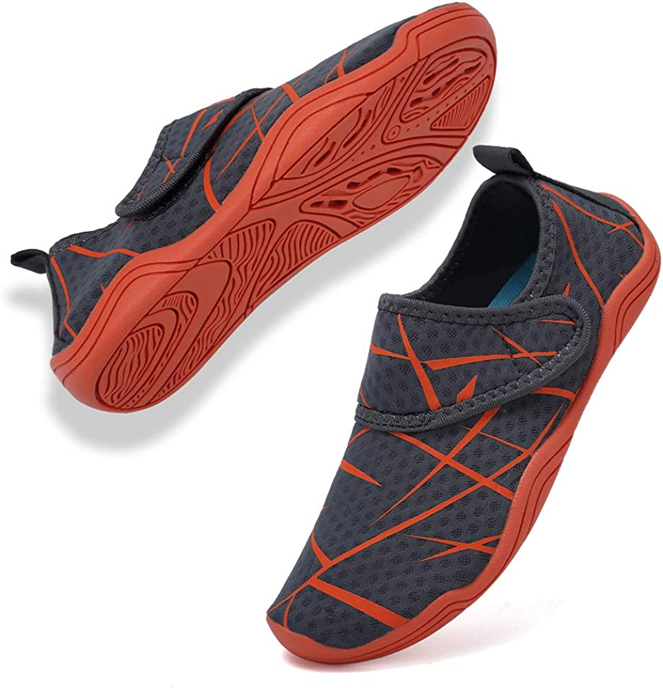 Boys Girls Water Shoes Financial sales sale Lightweight Walking Easy Sole A Ranking TOP10 Comfort
