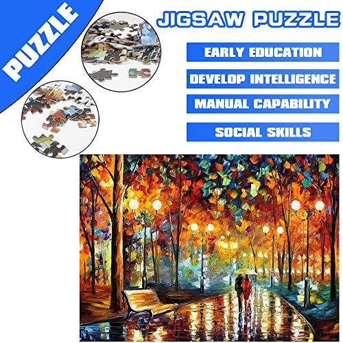SPECOOL Puzzle 1000 Pezzi Adulti, Puzzle Spaziale, Gioco di Abilità per Tutta la Famiglia, Gioco di Posa Colorato, Puzzle per adulti da 14 anni
