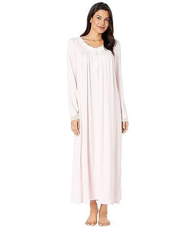 Eileen West Sweater Knit Ballet Nightgown (Rose) Women