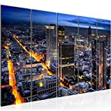 Bilder Frankfurt am Main Wandbild 200 x 80 cm Vlies -