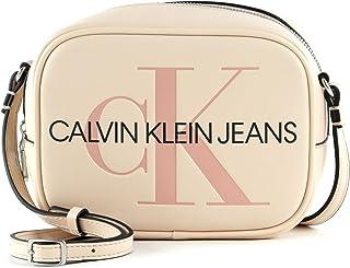 Calvin Klein CKJ Sculpted Camera Bag Mono Muslin