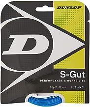 Dunlop Gut Blue 16G Tennis String - Dl624705, Blue