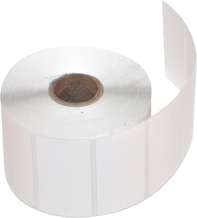 4 x 6 1//2 White 12 rolls 230 Labels Per Roll Desktop Direct Thermal Transfer Labels//Stickers