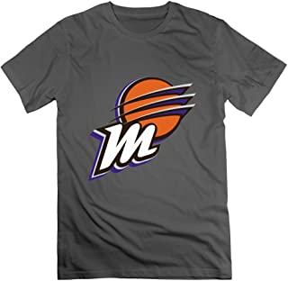 VAVD Man's Phoenix Mercury 100% Cotton T-Shirt