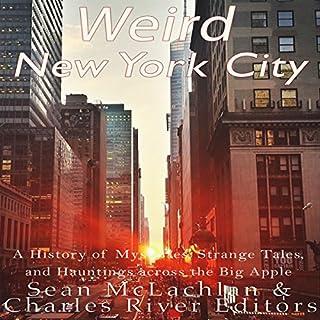 Weird New York City cover art