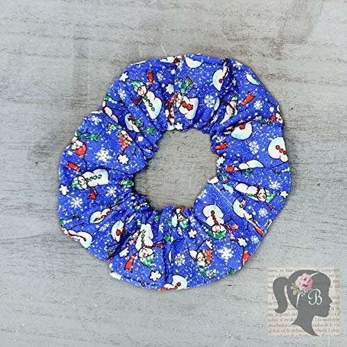 Christmastime winter wonderland snowman Our shop most popular scru and Cheap mail order sales snowflakes blue