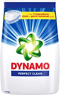 Dynamo Powder Perfect Clean (Regular) Laundry Detergent, 680g