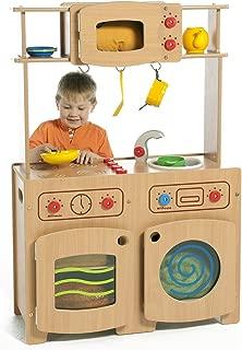 Inspirational Nurseries PT248 Modular Kitchen Beech Toy