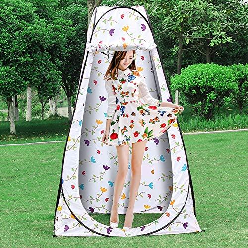 FDSEP Outdoor-Ankleideraum tragbares Umkleidezelt Mobile Toilette Bad Zelt Bad Konto Duschabdeckung warm zu halten,A