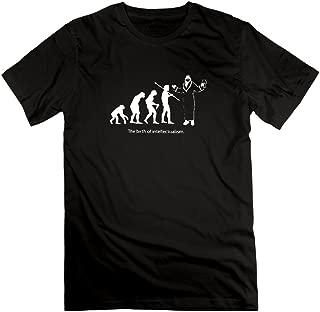 Gentleman Men's Damien Sandow The Birth Of Intellectualism Tee Shirt.