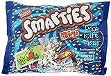 Smarties Bonbons mini Smarties au chocolat au lait - Le sachet de 18 boîtes, 300g