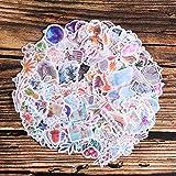 Fancico Washi Sticker Pack, 10 Blatt (400 Stück) Pflanze | Blume | Vintage | Botanisch |Scrapbooking Aufkleber für Umschlag, Scrapbook, Etikettentagebuch, Journal Cute Planners Aufkleber