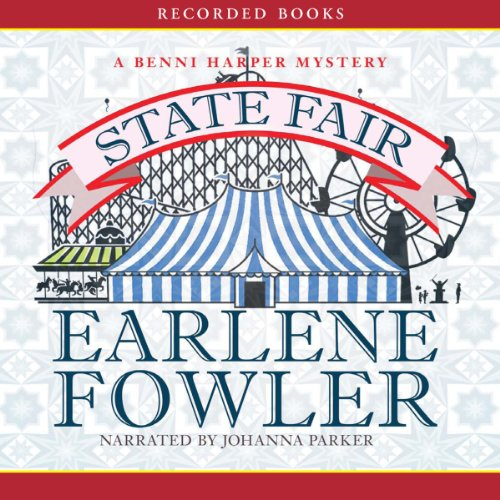 State Fair audiobook cover art