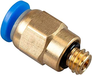 Monoprice MP Mini Bowden Push Fit Coupler Connector   Replacement/Spare Parts for Selective 3D Printers