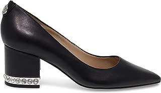 Guess Luxury Fashion Womens FL8ZNYLEA08BLACK Black Pumps | Fall Winter 19