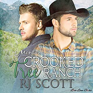Crooked Tree Ranch     Montana Series, Book 1              By:                                                                                                                                 RJ Scott                               Narrated by:                                                                                                                                 Sean Crisden                      Length: 6 hrs and 20 mins     337 ratings     Overall 4.4