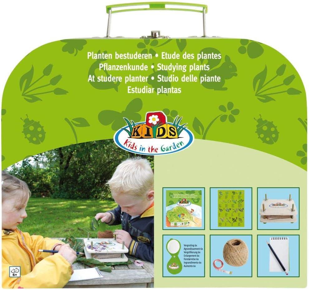 Esschert Design USA KG118 Children's Study Set Plant Inventory Max 51% OFF cleanup selling sale