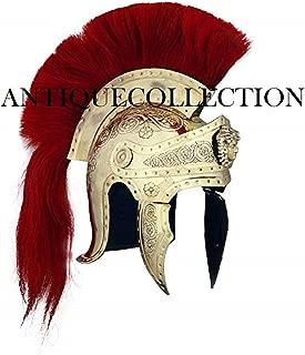 Armor Praetorian Guard Roman Helmet - One Size - Brass Armour