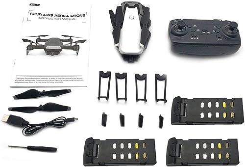 diseño único JohnJohnsen LH-X41WF Mini Mini Mini Drone RC Drone FPV Drone 2.0MP 720P HD Alititude Camera Control decollo   atterraggio con 3 batterie (Bianco  exclusivo