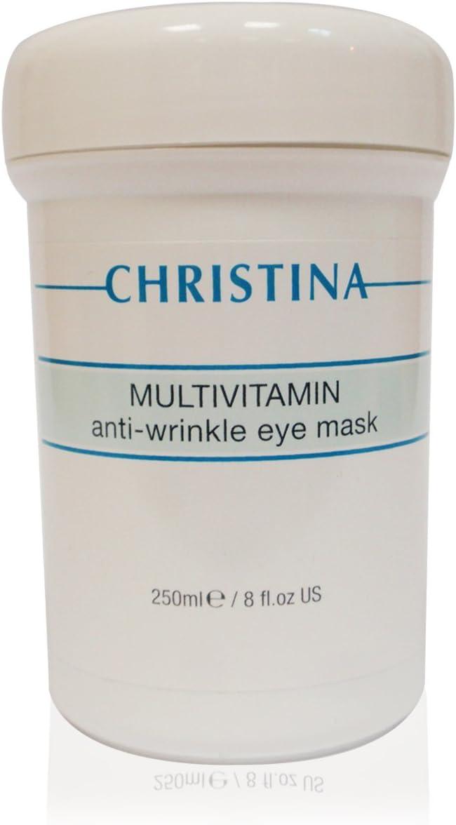 Christina Eye Treatment Multivitamin Anti Wrinkle Mask Max San Francisco Mall 53% OFF 250ml