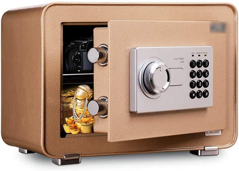 PARTAS Popular overseas Safes Electronic Password Safe Office 25cm Home Dep Max 84% OFF