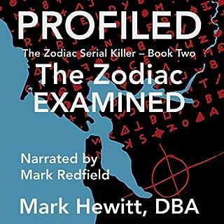 Profiled: The Zodiac Examined  audiobook cover art