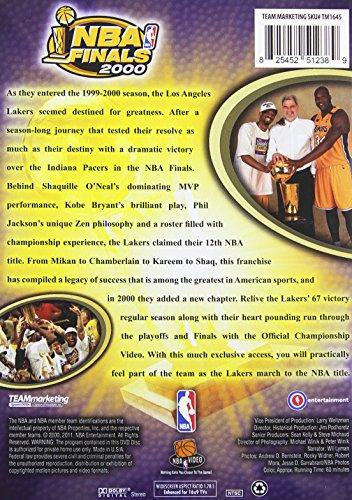 NBA Champions 2000: Los Angeles Lakers