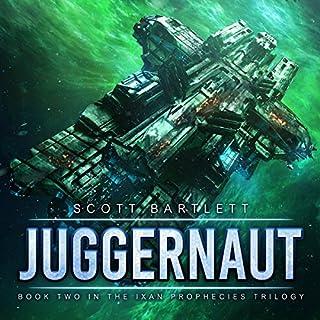 Juggernaut cover art