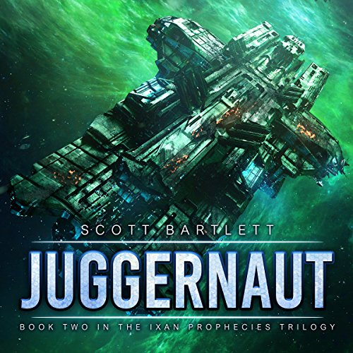 Juggernaut audiobook cover art