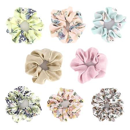 accessories amazon cute colorful scrunchies