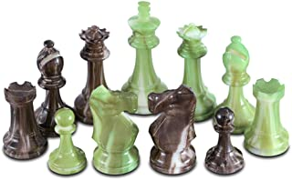 Best stone chess pieces Reviews