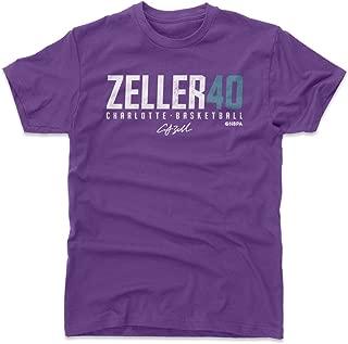 500 LEVEL Cody Zeller Shirt - Charlotte Basketball Men's Apparel - Cody Zeller Zeller40