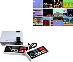 Oriflame 620 Retro Classic Video Game Console AV Output Mini NES Console 620 in 1 Built-in Plug and Play Video Games with ...