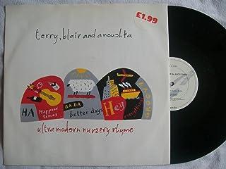 "TERRY BLAIR & ANOUSHKA Ultra Modern Nursery Rhyme 12"" vinyl"