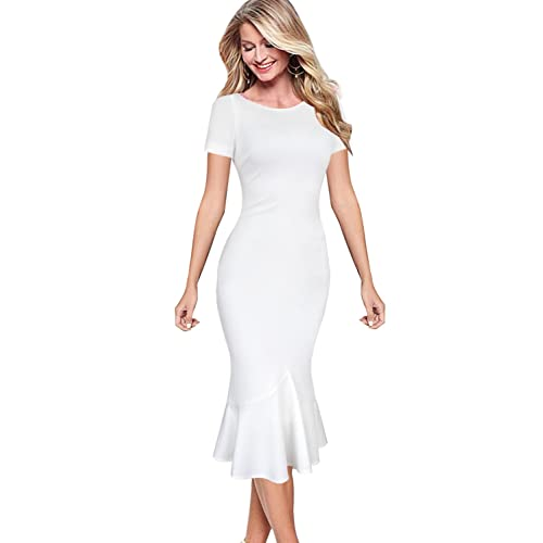 Plus Size Midi Dresses: Amazon.com