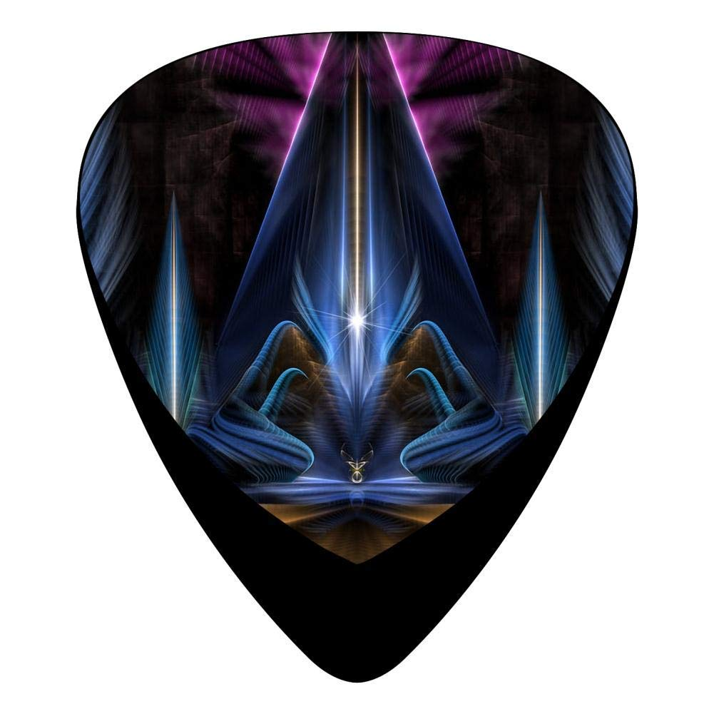 The Citadel Of Light Guitar Picks Celluloid Cool Girls Complete Assorted 12 Pack: Amazon.es: Instrumentos musicales