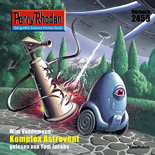 Komplex Astrovent audiobook cover art
