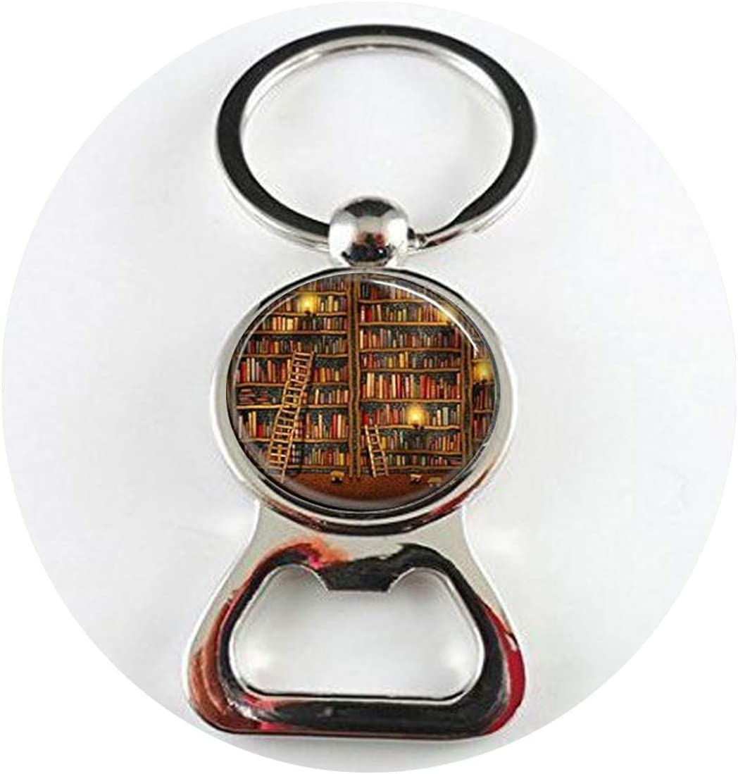 Library Book Ranking TOP11 Necklace Glass Dome Art Inspirational Pendant- Bott Nippon regular agency
