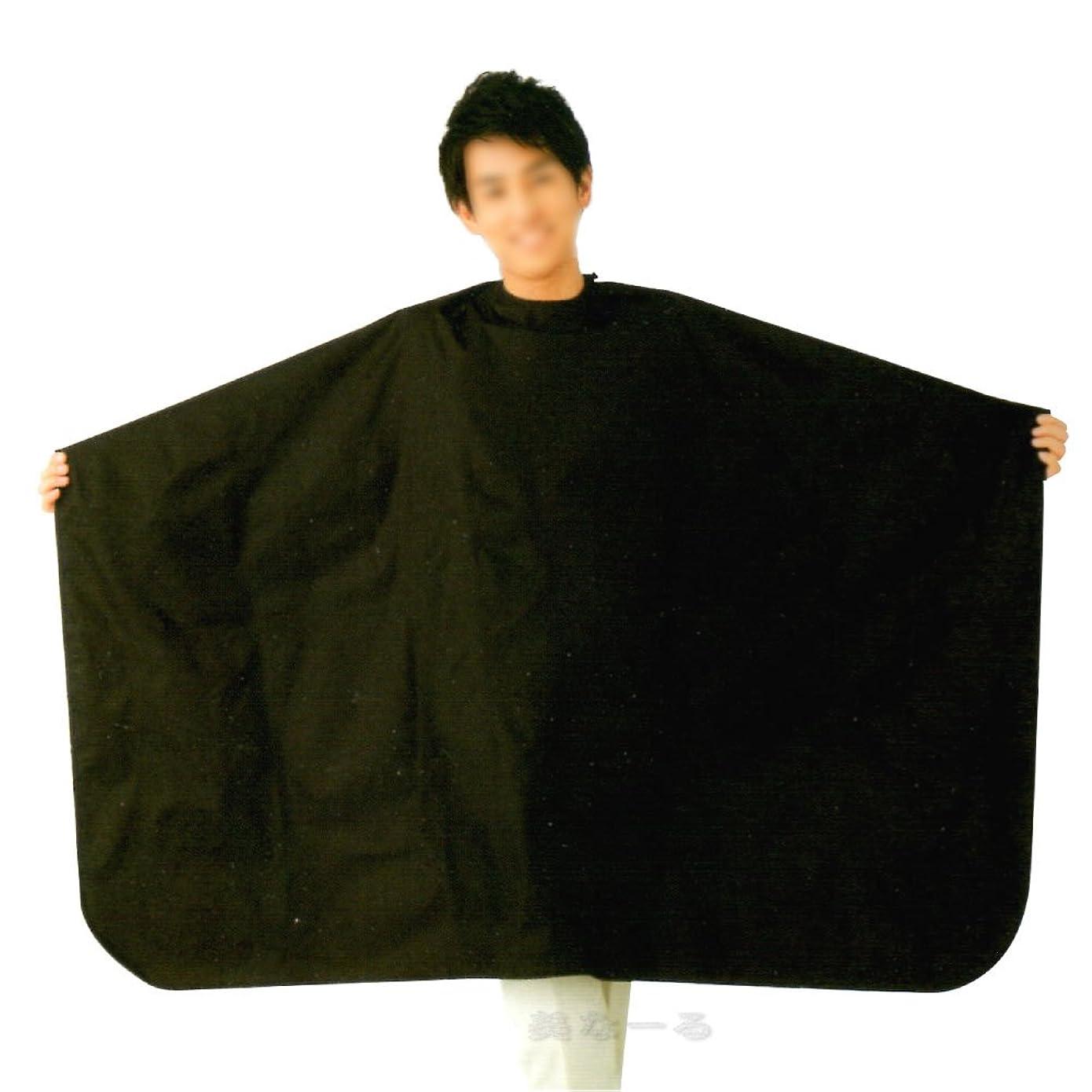 どう?雑品傑出したヘアダイクロス ヘアカラー用ケープ 袖なし 業務用 エルコ